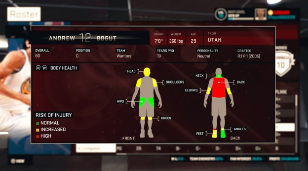 NBA 2K15 Screenshot #23 for Xbox One
