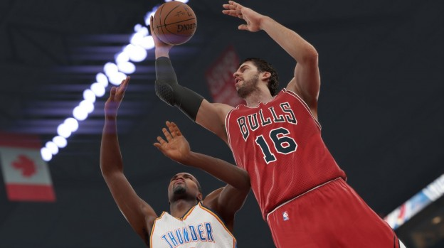 NBA 2K15 Screenshot #24 for Xbox One