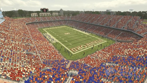 NCAA Football 09 Screenshot #390 for Xbox 360
