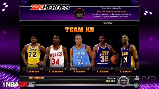 NBA 2K15 Screenshot #12 for PS3