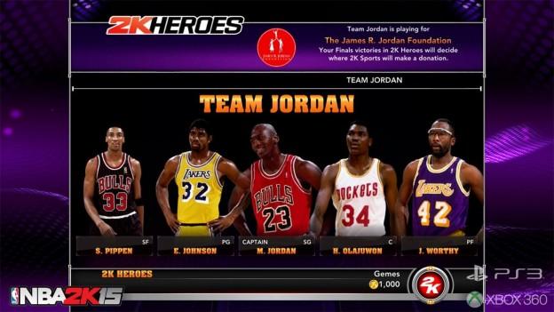 NBA 2K15 Screenshot #13 for PS3