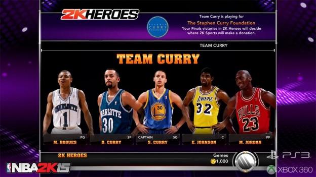 NBA 2K15 Screenshot #15 for PS3