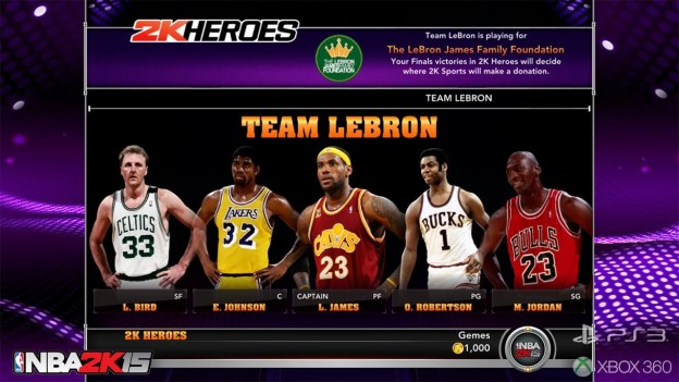 NBA 2K15 Screenshot #11 for Xbox 360
