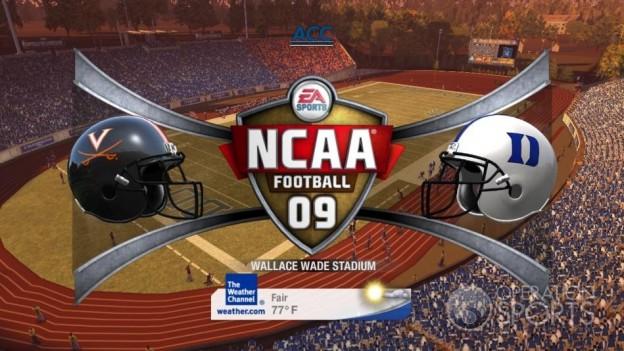 NCAA Football 09 Screenshot #392 for Xbox 360