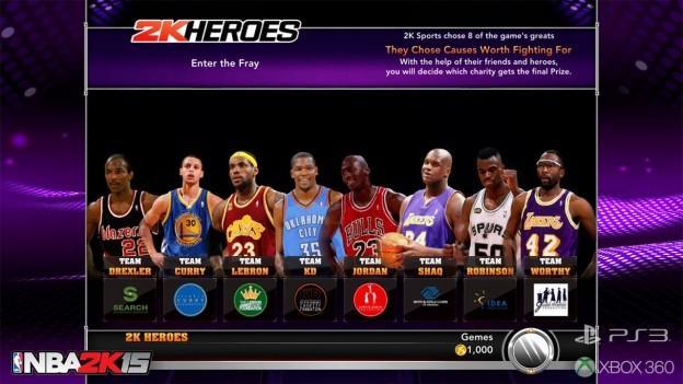 NBA 2K15 Screenshot #16 for Xbox 360