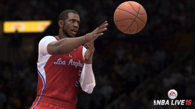 NBA Live 15 Screenshot #54 for PS4