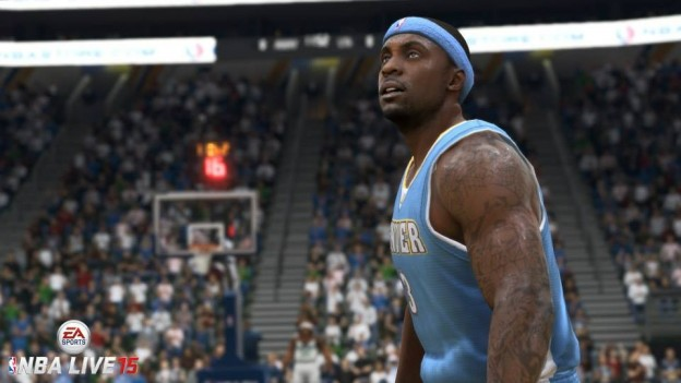 NBA Live 15 Screenshot #55 for PS4