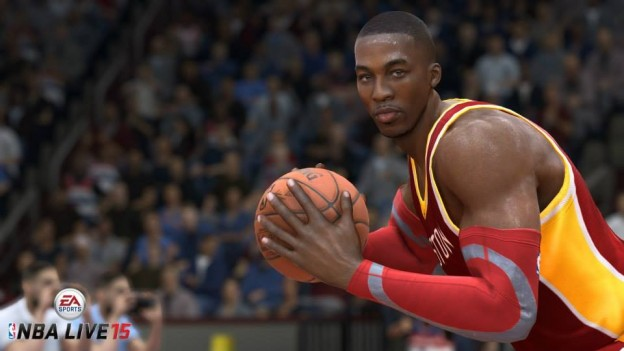 NBA Live 15 Screenshot #56 for PS4