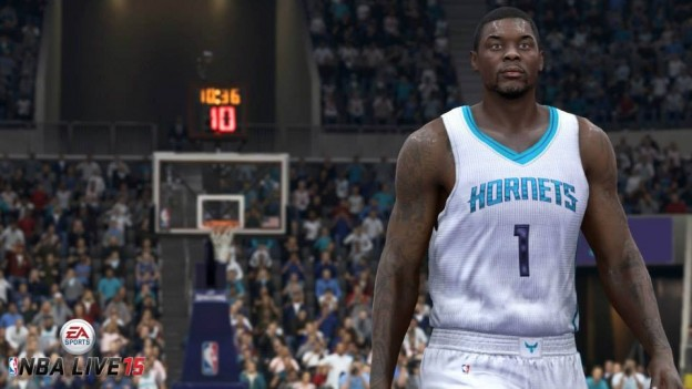 NBA Live 15 Screenshot #48 for Xbox One