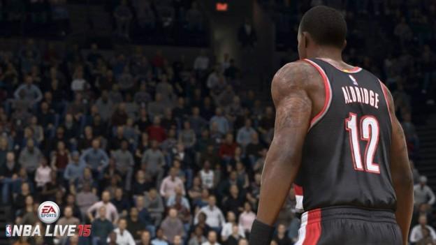 NBA Live 15 Screenshot #52 for Xbox One