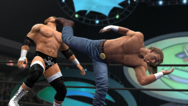 WWE 2K15 Screenshot #1 for PS3