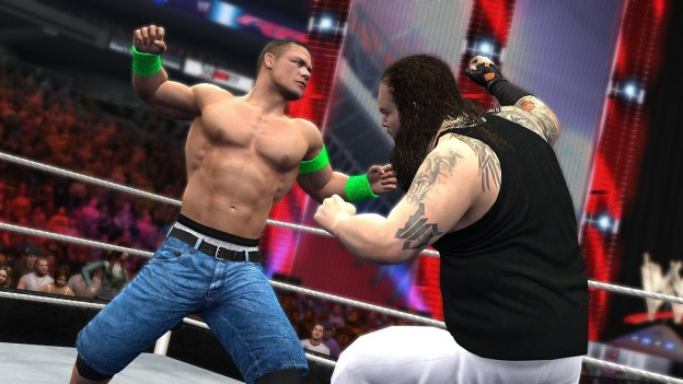 WWE 2K15 Screenshot #2 for PS3