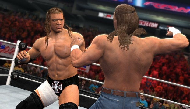 WWE 2K15 Screenshot #3 for PS3