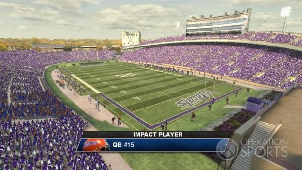 NCAA Football 09 Screenshot #396 for Xbox 360