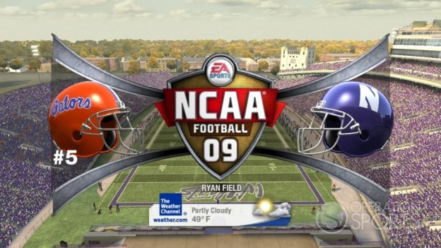NCAA Football 09 Screenshot #397 for Xbox 360