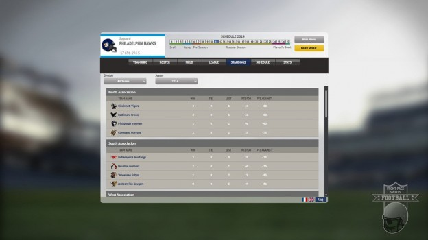 Front Page Sports Football Screenshot #7 for PC
