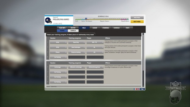 Front Page Sports Football Screenshot #10 for PC