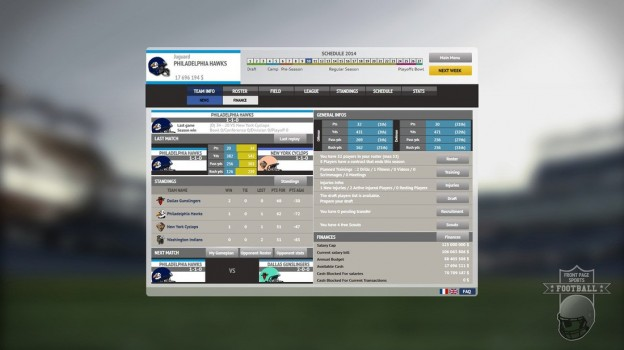 Front Page Sports Football Screenshot #11 for PC