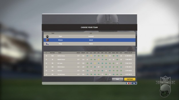 Front Page Sports Football Screenshot #12 for PC