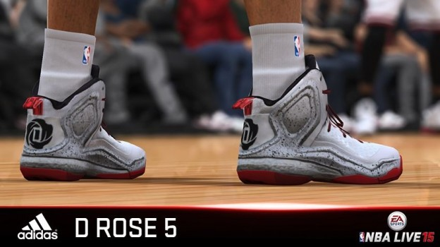 NBA Live 15 Screenshot #64 for PS4