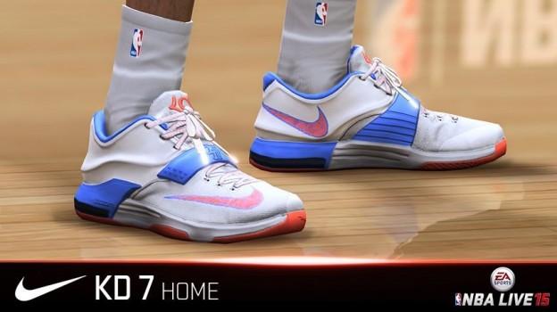 NBA Live 15 Screenshot #70 for PS4