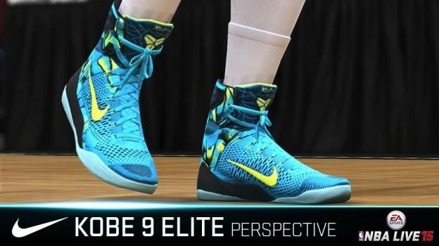 NBA Live 15 Screenshot #71 for PS4