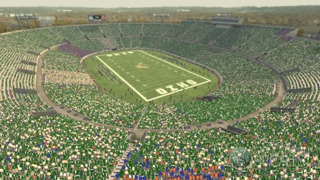 NCAA Football 09 Screenshot #402 for Xbox 360
