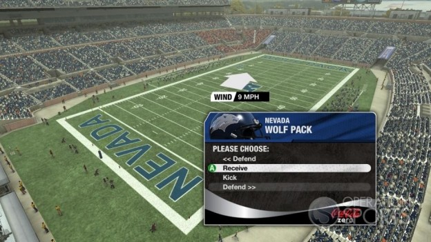 NCAA Football 09 Screenshot #403 for Xbox 360
