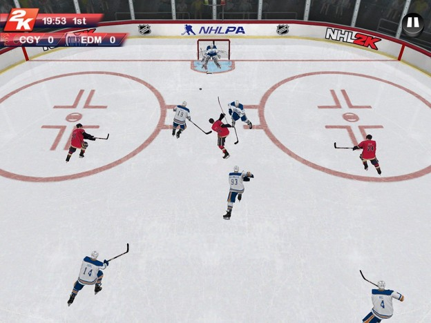 NHL 2K Screenshot #5 for iOS
