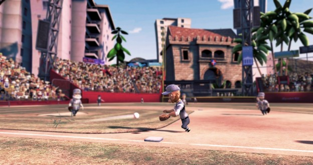 Super Mega Baseball Screenshot #3 for PS3, PS4