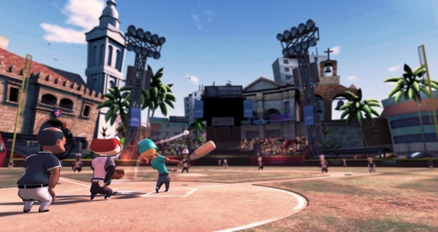 Super Mega Baseball Screenshot #4 for PS3, PS4
