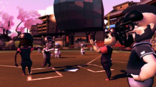 Super Mega Baseball Screenshot #5 for PS3, PS4