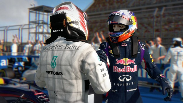 F1 2014 Screenshot #5 for Xbox 360