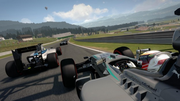 F1 2014 Screenshot #6 for Xbox 360
