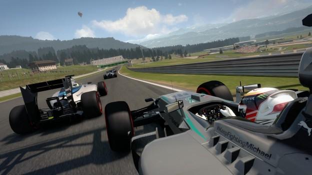 F1 2014 Screenshot #6 for Xbox 360