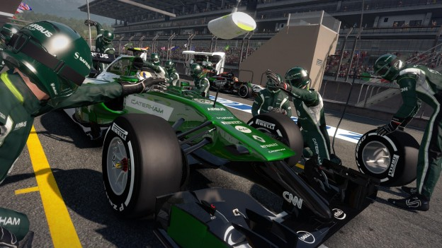 F1 2014 Screenshot #8 for Xbox 360