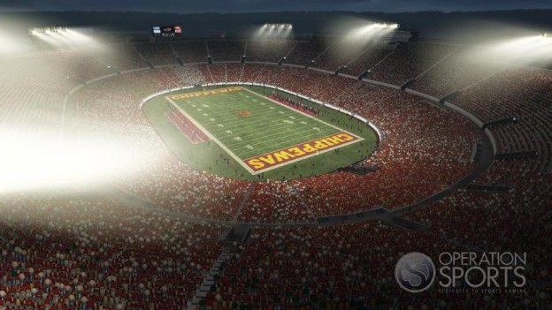 NCAA Football 09 Screenshot #411 for Xbox 360