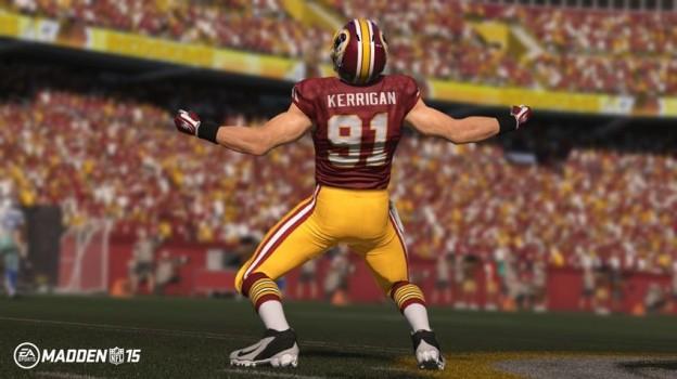 Madden NFL 15 Screenshot #219 for PS4