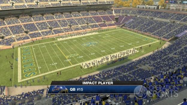 NCAA Football 09 Screenshot #412 for Xbox 360
