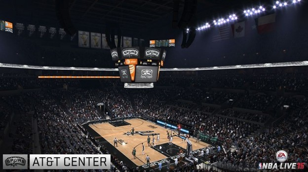 NBA Live 15 Screenshot #94 for PS4