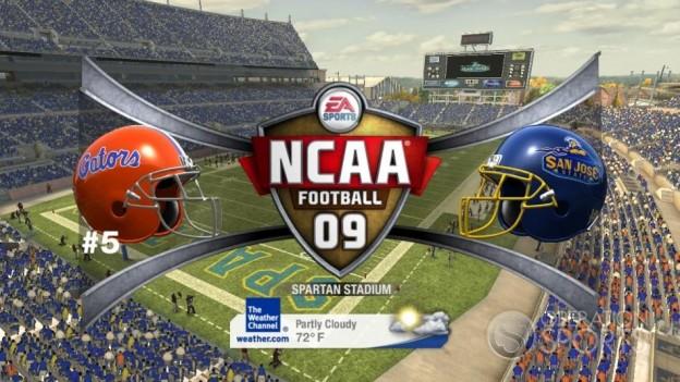 NCAA Football 09 Screenshot #413 for Xbox 360