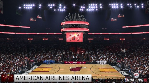 NBA Live 15 Screenshot #105 for PS4