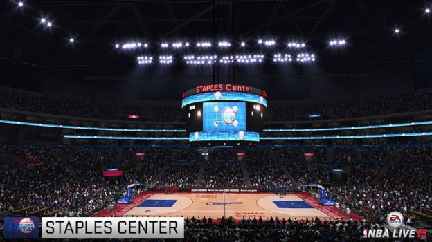 NBA Live 15 Screenshot #108 for PS4