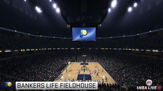 NBA Live 15 Screenshot #109 for PS4