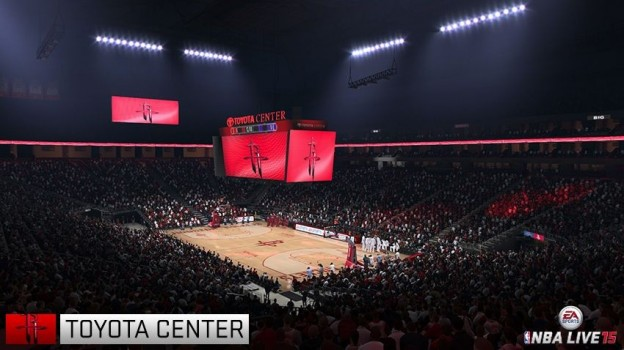 NBA Live 15 Screenshot #110 for PS4