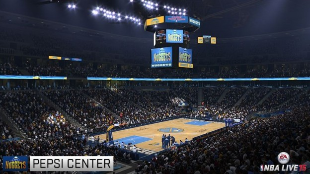 NBA Live 15 Screenshot #113 for PS4