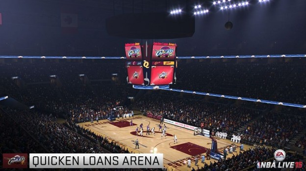 NBA Live 15 Screenshot #115 for PS4