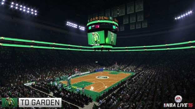 NBA Live 15 Screenshot #119 for PS4