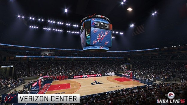 NBA Live 15 Screenshot #84 for Xbox One