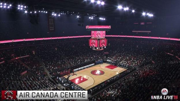 NBA Live 15 Screenshot #86 for Xbox One